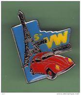 VOLKSWAGEN *** COCCINELLE *** 5°SUPER W NATIONAL *** A008 - Volkswagen