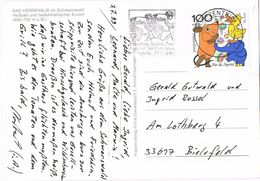 27138. Postal BAD HERRENALB (Alemania Federal) 1999. Ciclismo. Breitling Grand Prix KARLSRUHE - Ciclismo