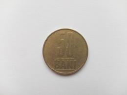 50 Bani Münze Rumänien 2005 (sehr Schön) - Rumänien