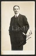 Photo Ancien / Foto / CPA / Postcard / Signed / Wilson James / England / Unused - Dédicacées