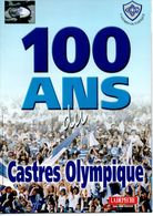 RUGBY   BROCHURE  SUR LES 100 ANS DU CASTRES OLYMPIQUE   NEUVE DE 11 PAGES  RELATANT LES EPISODES  DEPUIS 100 ANS - Books, Magazines, Comics