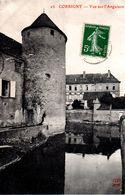 Corbigny Vue Sur L'anguison - Corbigny