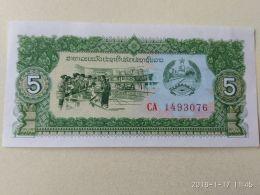 5 Kip 1988 - Laos