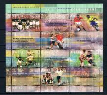 Norwegen 2002 Fußball Block 23 ** - Norwegen