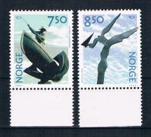 Norwegen 2002 Norden Mi.Nr. 1430/31 Kpl. Satz ** - Norwegen