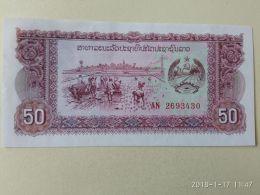 50 Kip 1979 - Laos