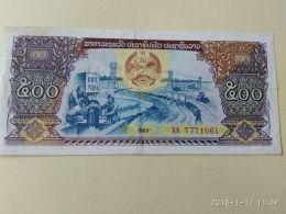 500 Kip 1988 - Laos
