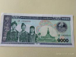1000 Kip 1996 - Laos