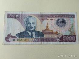 5000 Kip 2003 - Laos