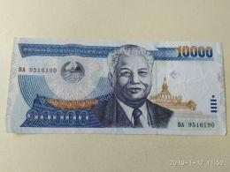 10000 Kip  2003 - Laos