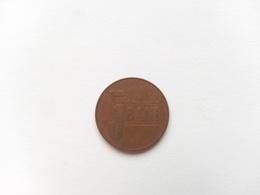 5 Bani Münze Rumänien 2010 (schön) - Rumänien