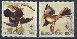 °°° BURKINA FASO - Y&T N°649/50 - 1985 °°° - Burkina Faso (1984-...)