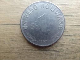 Bolivie  1  Peso Boliviano  1969  Km 192 - Bolivia