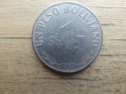 Bolivie  1  Peso Boliviano  1969  Km 192 - Bolivie