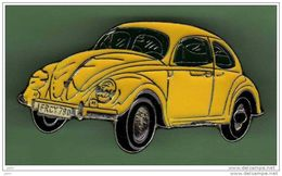 VOLKSWAGEN *** COCCINELLE *** N°2 *** Pin's De 5x3.5cm *** A008 - Volkswagen