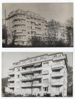 CPA CPSM Suisse Lausanne Lot De 2 Cartes Photos De Batiment à Lausanne. - VD Vaud