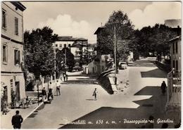 PENNABILLI - PASSEGGIATA AI GIARDINI - RIMINI - 1958 - Rimini