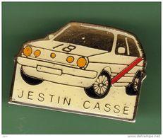 VOLKSWAGEN *** GOLF *** JUSTIN CASSE *** A008 - Volkswagen