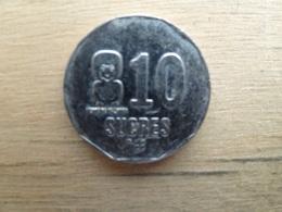 Equateur  10  Sucres  1991  Km 92 - Ecuador