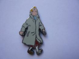 Pin S Bd Tintin Herge Tirage 200 Exemplaires Neuf - Comics