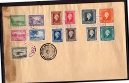 Violet BATAVIA-C.(AMACAB= Allied Military Administration Civil Affairs Branch)& Black Princes Margriet Hospital' (109) - Nederlands-Indië