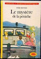 Enid Blyton - Le Mystère De La Péniche - Idéal Bibliothèque - ( 1979 ) . - Ideal Bibliotheque