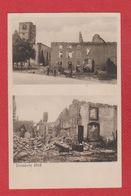 Domêvre  -  Village En Ruine -  1915 - France