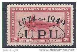 1949 PANAMA PA 108 A**  U.P.U, Surchargé, Poisson, Espadon, Issu De Série - Panama