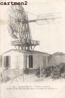 MADAGASCAR FORT-DAUPHIN MOULIN DE Mr MARCHAL POUR LE BROYAGE DU CAOUTCHOUC TIMBRE CACHET TAMATAVE 1900 - Madagascar