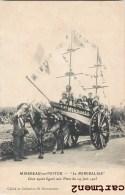 "MIREBEAU-EN-POITOU "" LE MIREBALAIS "" CHAR DE LA FETE DU 24 JUIN 1905 ATTELAGE - Mirebeau"