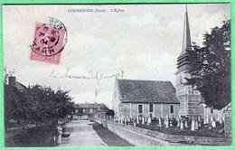 COURBEPINE - L'EGLISE - Frankreich