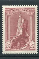 Australia  SC# 177  Vf Vlh  1938 - 1937-52 George VI