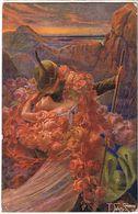 "Illustrata Solety Carriere - ""l' Ardire"" - Viaggiata In Busta 1917 - Illustrateurs & Photographes"