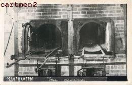 MAUTHAUSEN CAMP DE LA MORT CAMP DE CONCENTRATION EXTERMINATION SHOAH JUDAÏCA JEWISH GUERRE HOLOCAUSTE FOURS CREMATOIRES - War 1939-45