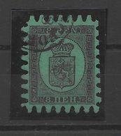 Sello De Finlandia Nº Yvert 6 Usado - 1856-1917 Russian Government