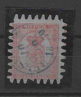 Sello De Finlandia Nº Yvert 9 Usado - 1856-1917 Russian Government