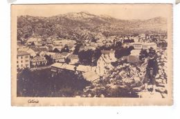 MONTENEGRO  Cetinje Carte Photo - Montenegro