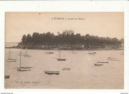 22 SAINT BRIEUX LE PORT DU BECHET CPA BON ETAT - Saint-Brieuc