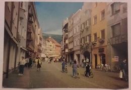 ALTO ADIGE – SUDTIROL – VAL PUSTERIA – BRUNICO – VIA CENTRALE – NON VIAGGIATA – (938) - Italie