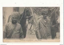 GUERRE DE 1914 CHEFS HINDOUS CPA BON ETAT - Guerre 1914-18