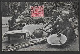 GHANA - GOLD COAST - Hemp Manufacture - Ghana - Gold Coast