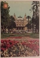 N. 35° - MONACO – MONTE CARLO – LE CASINO DE MONTE CARLO – DEPUIS LES JARDINS – VIAGG. 1985 – (675) - Monte-Carlo