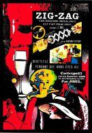 CPM Tire Bouchon Jihel Tirage Signé 30 Exemplaires Numérotés Signés 1996 - Bourses & Salons De Collections