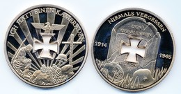 Militaria - Pièce De Collection - Médaille Commémorative 1914 - 1945 - Germania