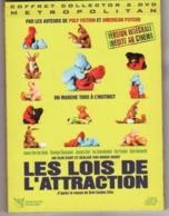 DVD LES LOIS DE L ATTRACTION Collector 2 DVD ( TTB ETAT) ( Port POSTE 150 Gr ) - Comedy