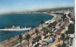 Nice - La Promenade Des Anglais.  France  S-4144 - Unclassified