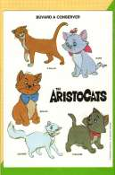 Buvard & Blotting Paper : The ARISTOCATS (Chat ) - Animals