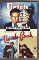 2 Film 2 DVD Fletch L Oncle Buck DVD ( TTB ETAT) ( Port POSTE 150 Gr ) - Comedy