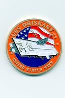 "Militaria - Pièce De Collection - Porte-avions ""USS ORISKANY CV 34"" - Stati Uniti"