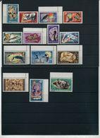 (131) 1965 Nigeria, Animali Della Savana Serie Ordinaria, Serie Completa Nuova (**) - Nigeria (1961-...)